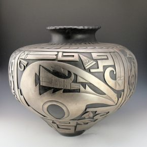"""Garcia, Tammy – """"How the West was One"""", Bronze, 1/9"""