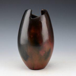 Cling, Alice –  Tall Jar with Asymmetric Rim