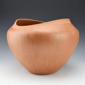 McHorse, Christine -Asymmetric Bowl with Lightning Rim
