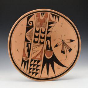 Clashin, Debbie – Dragonfly Plate