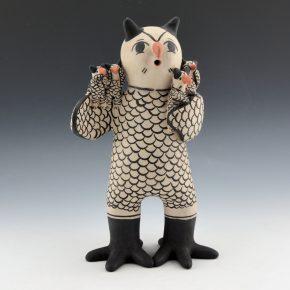 Ortiz, Inez – Owl Storyteller