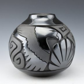 Begay, Jr., Harrison – Jar with Two Eagles
