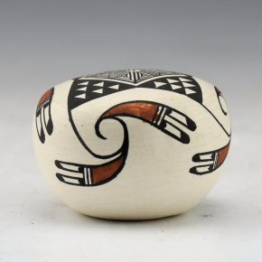 Natseway, Thomas – Mini Acoma Seedpot