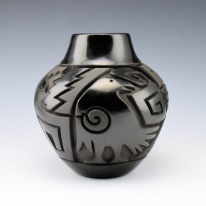 Begay, Jr., Harrison – Jar with Raven
