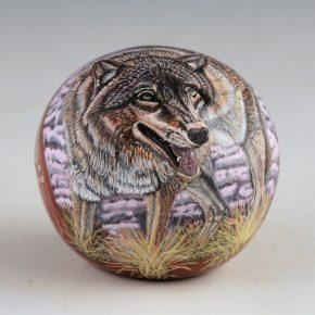 "Lonewolf, Joseph – ""Lone Wolf"" Seedpot (2000)"