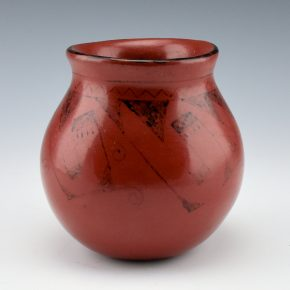 Juan, Mary – Jar with Wind Designs (1960's)