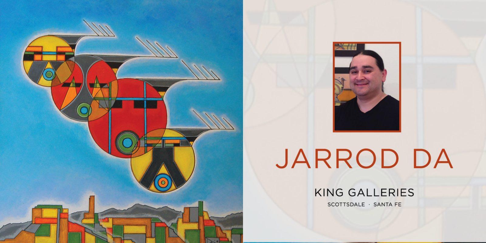 Jarrod Da