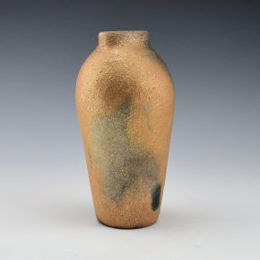 Honyumptewa, Aaron – Picuris Micaceous Tall Oval Mouth Jar