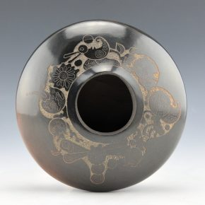 Naranjo, Forrest – Bowl with Dragonfly Story