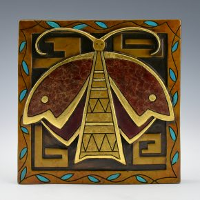 "Garcia, Tammy – ""Red Moth"" Bronze, 29/35"