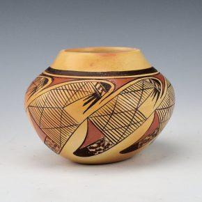 Nampeyo, Adelle L. –  Jar with Migration Pattern