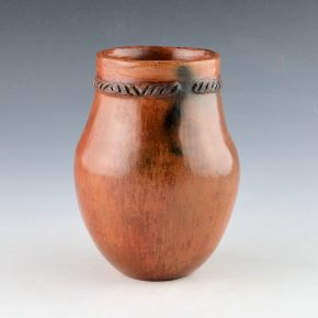 Cling, Alice –  Jar with Incised Rain Designs