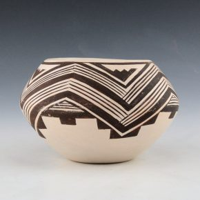 Quotskuyva, Dextra – Bowl with Cloud and  Rain Design (1970's)