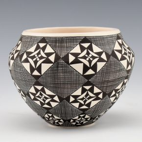Lewis, Sharon – Jar with Star Design