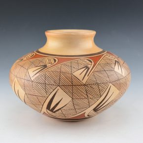 Nampeyo, Tonita – Jar with Migration Pattern