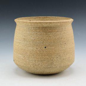 Loloma, Charles – Stoneware Vertical Line Jar