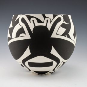 Lewis, Eric – Large Jar with Bee Design