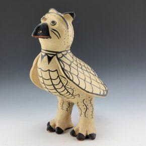 Herrera, Estephanita – Owl Figure (1930)