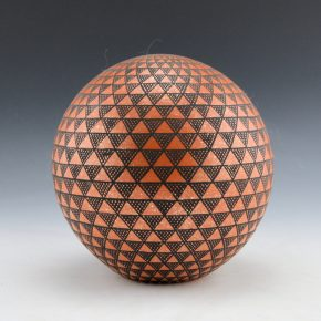 Trancosa, Kevin – Seedpot with Triangular Geometric (1997)