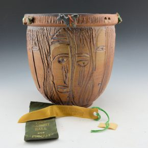 Loloma, Otellie – Jar with Women Faces and Fetishes (1965)