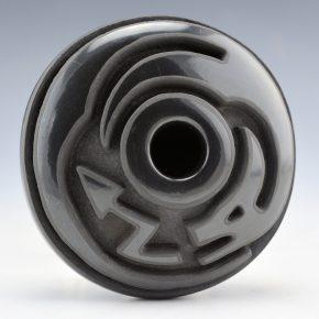 Tafoya, Sally – Bowl with Carved Avanyu