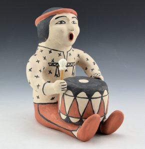 Ortiz, Seferina – Drummer Figure