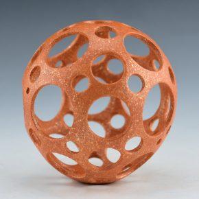 Candelario, Hubert – Seedpot with 44 Holes (2019)