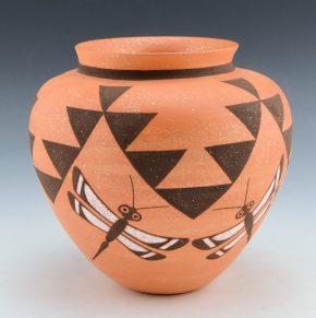 Nahohai, Randy – Jar with Dragonflies (2001)