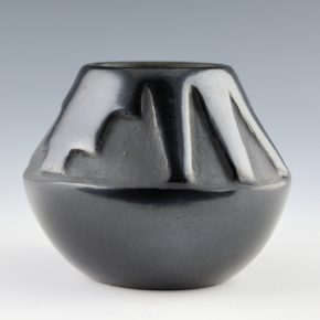 Gonzales, Rose – Small Bowl with Rain Designs