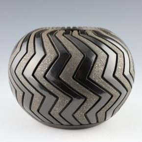 "Tapia, Sue – ""Lightning"" Design Bowl"