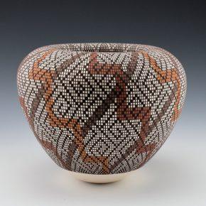 Antonio, Frederica – Four Color Infinity Rim Bowl