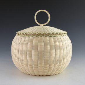 "Frey, Jeremy – ""Fine Weave Basket"""