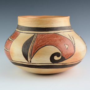 Nampeyo, Rachel – Jar with Bird Design (1970's)