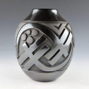 Begay, Jr., Harrison – Old Style Dragonfly Jar