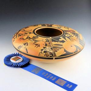 Karen Abeita Pottery